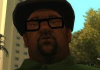 Melvin (Big Smoke) Harris